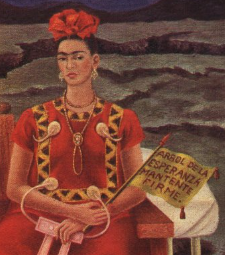 A Portrait of Frida's Pain